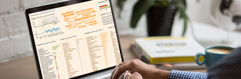 Covalence SA – Covalence SA is a Geneva-based company offering ESG